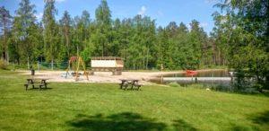 badplaats Fredriksberg